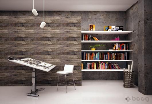 BC - El estudio del arquitecto