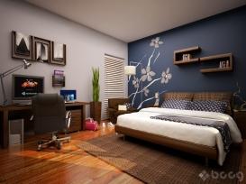 BC - Coco's bedroom
