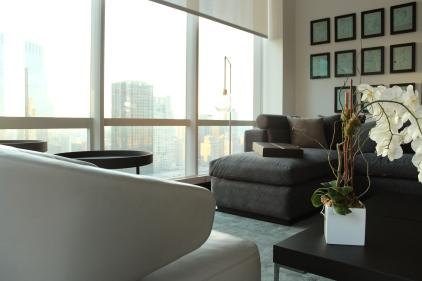 One57 - Sala de estar