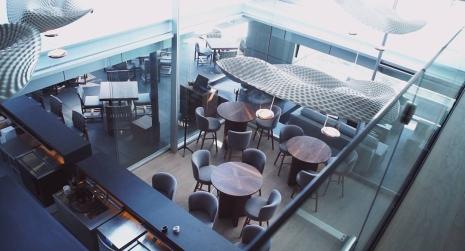WR - Bar desde mezzanine
