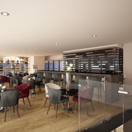 WR-Restaurante mezzanine